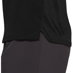 asics Race T-shirt sans manches Femme, performance black